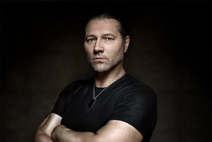 Frank Graffstedt - Timesphere singer